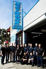 Network Auto Body, LOS ANGELES