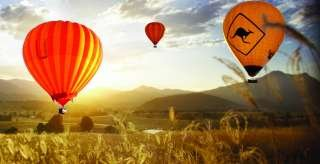 Hot Air Balloon Brisbane