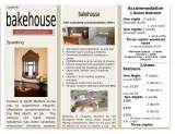 Pricelists of Country bakehouse Accommodation