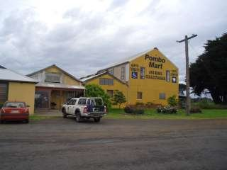 Pombo Mart Antiques, Cafe & Gift Centre