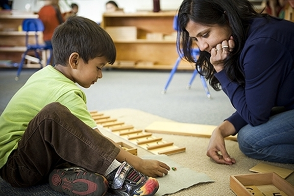 montessori preparing a child for the Six tips to ease your child's adjustment to the first day of preschool.