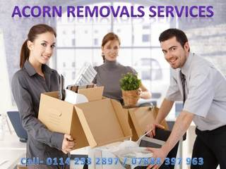Removals services from Acorn Removals in Huddersfield