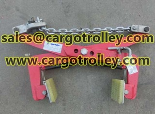 Stone scissor clamps price list with details