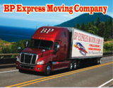 Pricelists of bp express moving company