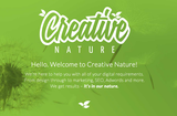 Profile Photos of Creative Nature