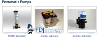 FD Johnson - Lubrication Pump Installation and Services