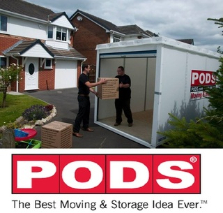 Manchester Self Storage  -  PODS