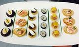 Party canape catering for West Sussex, surrey, London