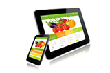 Tablet and Smart phone. Responsive website template on multiple devices Gold Coast Website Designers 13 Belmore Close