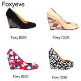 Profile Photos of Foxyeve - Buy Women Designer Shoes online in India