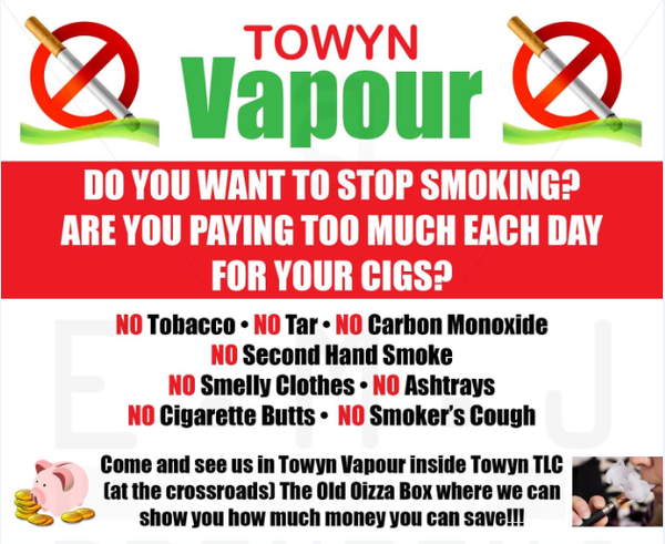 Profile Photos of Towyn Vapour the old pizza box, towyn road - Photo 24 of 44