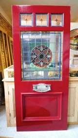 of THE STAINED GLASS DOORS COMPANY