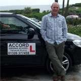 tony Friday owner of Accord Driving School Falmouth Accord Driving School 7 Woodside