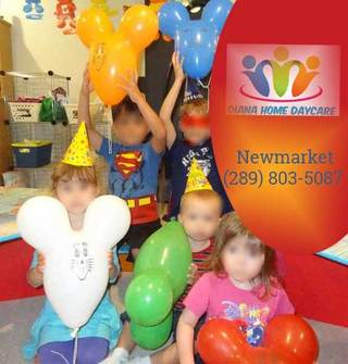 Diana Home Daycare in Newmarket