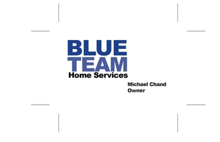 Blue Team Home Services