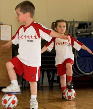 LITTLE KICKERS FOOTBALL CLASSES - HOVE Temple Gardens Road, BN1 3AT