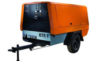 Power Rental - Compressor on Hire