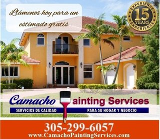 Camacho Painting Services