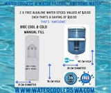 WATER COOLERS REFILL (BPA FREE) of WATER COOLERS