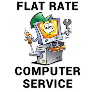 Flat Rate Computer Service
