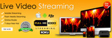 New Album of Live Video Streaming Software | live video streaming server india