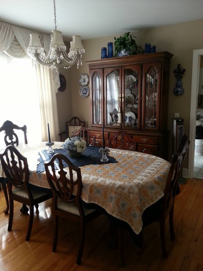 Breakfast is served here from &:30 - 9:30 daily. Profile Photos of Harbour Tide Inn ~ Bed & Breakfast 725 Main Street - Photo 45 of 83