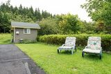 We havea bench,  many lawn chairs and chaises all around the property Harbour Tide Inn ~ Bed & Breakfast 725 Main Street