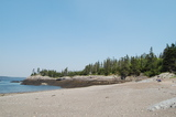 The beach at Pea Point., Harbour Tide Inn ~ Bed & Breakfast, Blacks Harbour