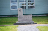 Our Veteran's Memorial Cenotaph in the park Harbour Tide Inn ~ Bed & Breakfast 725 Main Street
