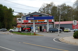 Brunswick and Main St.  Gas, coffee, spirits, wine, beer and convenience store. Harbour Tide Inn ~ Bed & Breakfast 725 Main Street