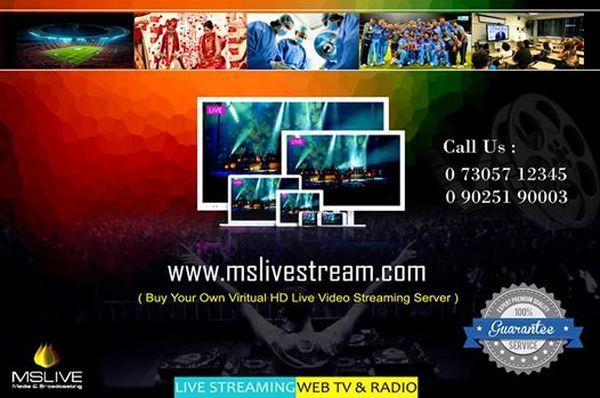 Pricelists of Live Tv Streaming India | Online Tv Streaming India | INDIA NO 10,  VALLIAMMAL STREET, KILPAUK, CHENNAI - Photo 1 of 1