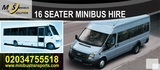 Profile Photos of Wedding Minibus Hire London with Driver
