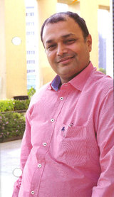 Profile Photos of Avinash Pandey, present COO  At Star–ABP News