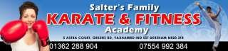 Salter's Family Karate and Fitness Academy
