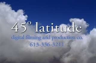 45 Degrees Latitude Digital Filming and Production Co.