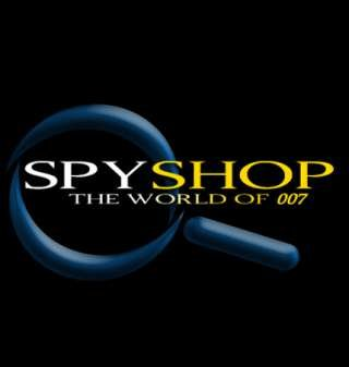 Spy Shop - The World of 007