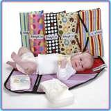Nappy Change Wallets Bluemist Kids Online only