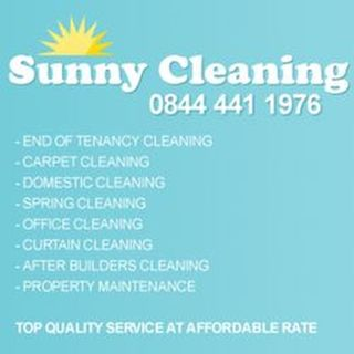 Cleaning Services London - SunnyClean London