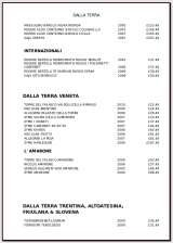 Pricelists of Dalla Terra