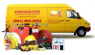 Preventive Fire & Safety Equipment