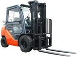 Profile Photos of Operator Friendly Material Handling Equipment Passion LTS