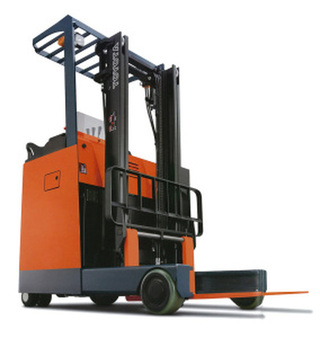 Operator Friendly Material Handling Equipment Passion LTS
