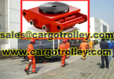 Profile Photos of Cargo trolley applied on moving and handling works