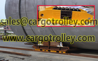 Mounted rollers can be customized as demand