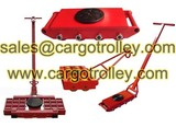 Profile Photos of Machinery moving skates suitable for moving works