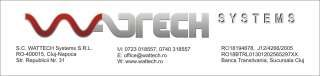 S.C. WATTECH SYSTEMS S.R.L.