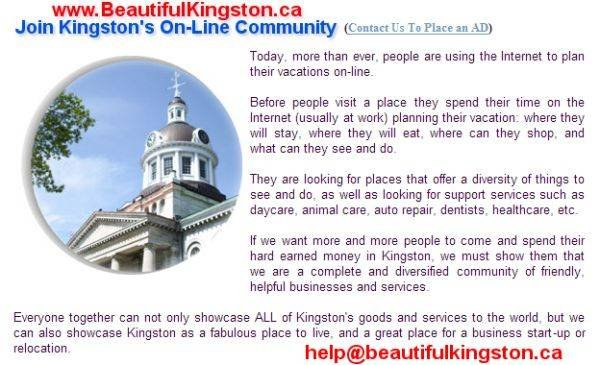 Pricelists of Kingston Ontario: All About Kingston 937 Amberdale Cres. - Photo 1 of 3