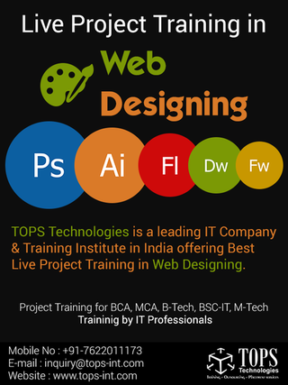 Best Web Designing Training Course and Placement in Ahmedabad