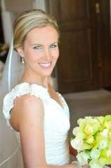 Bridal makeup and hair by Alisa Lyons 2012