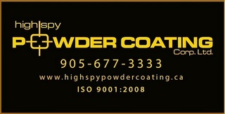 High Spy Powder Coating